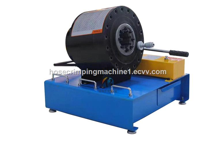China BNT30F portable hydraulic hose crimping machine