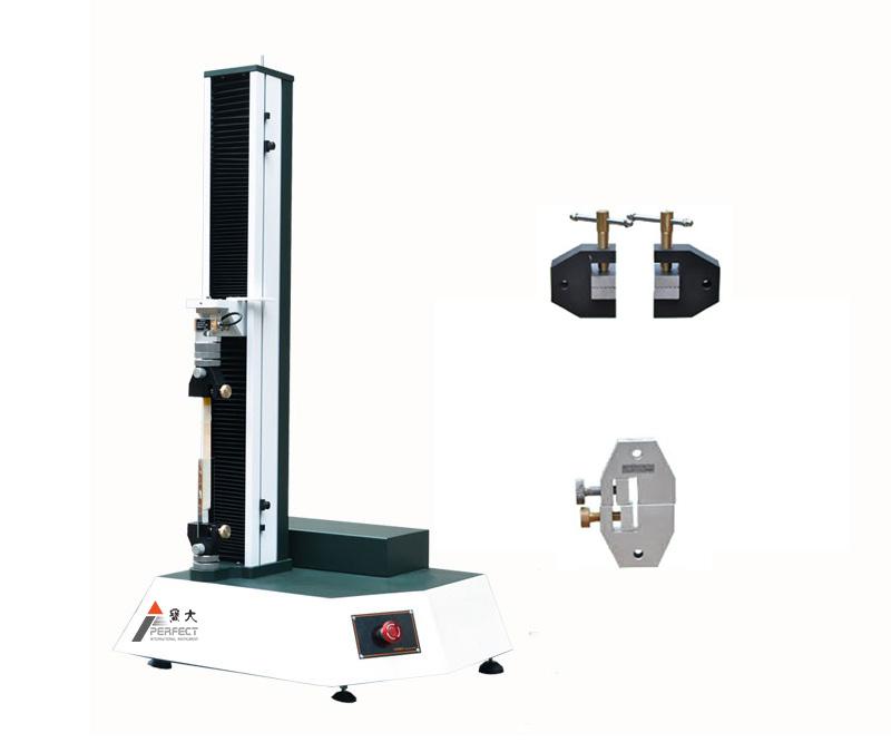 5KN Tensile Srength Testing Machine Single Column Tensile Tester For Lab