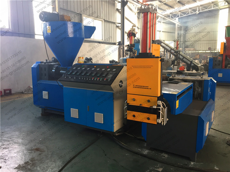 LC90 high speed high quality plastic Granulating machine for PEPPABSPCPS
