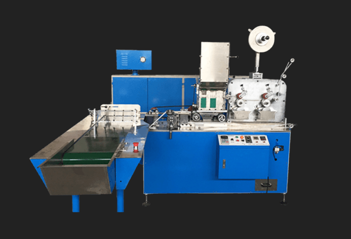 LCPSM003 High Speed Individual Drinking Straw Paper Packing Machine