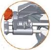 13 Amp 945inch Sliding Miter Saw 4500rmp DoubleBevel Adjustable Cutting Angle