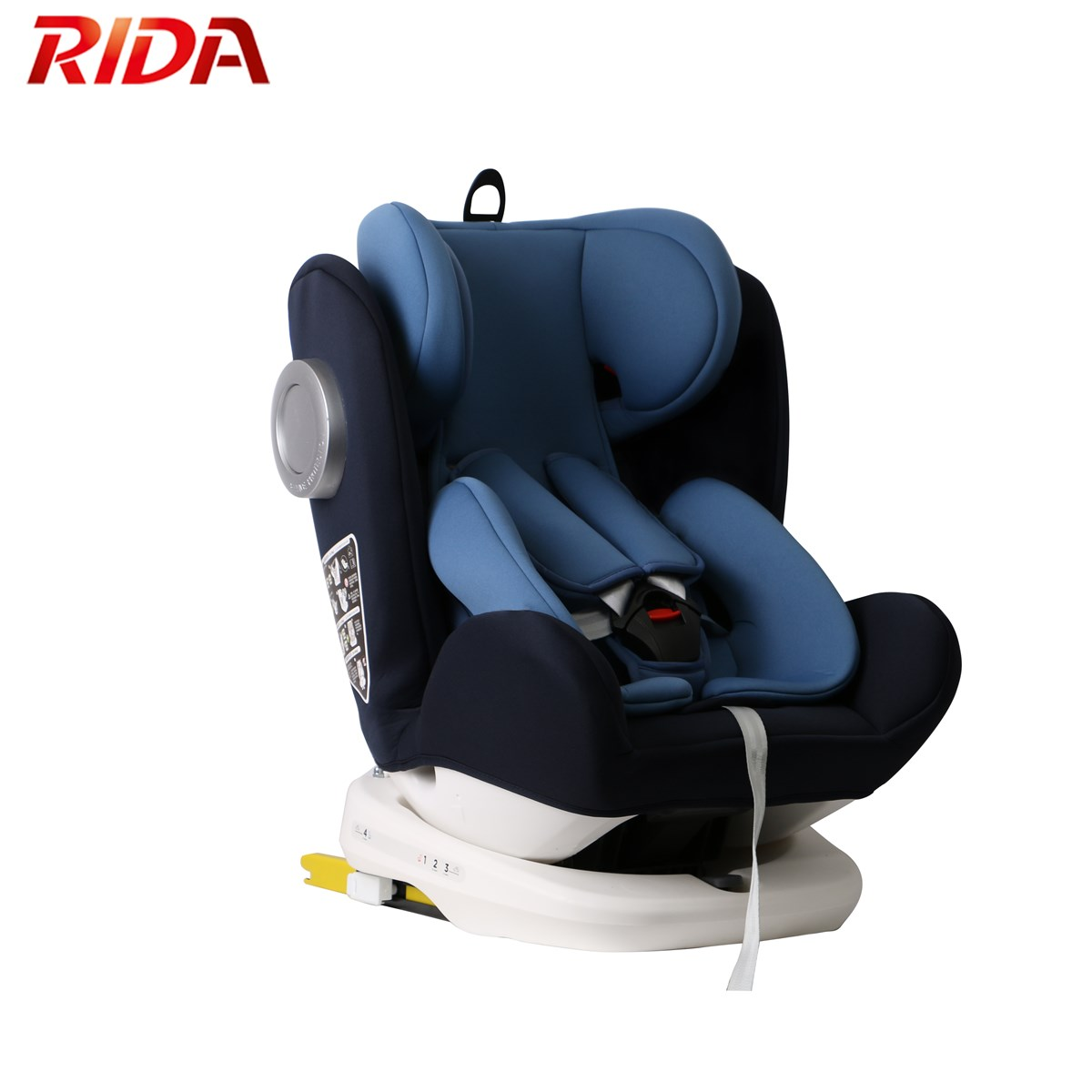 baby car seat 360 rotation car seat