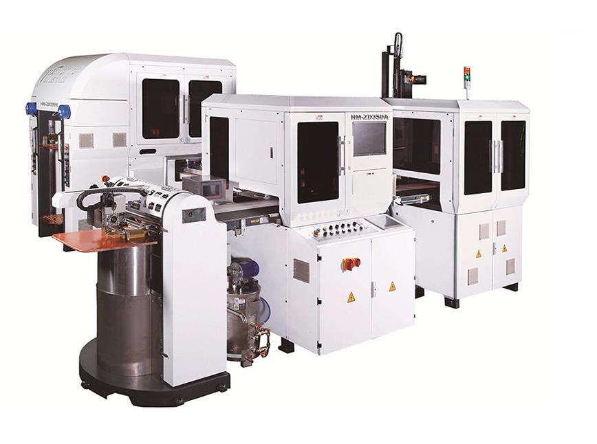 HMZD350A Automatic Rigid Box Machine