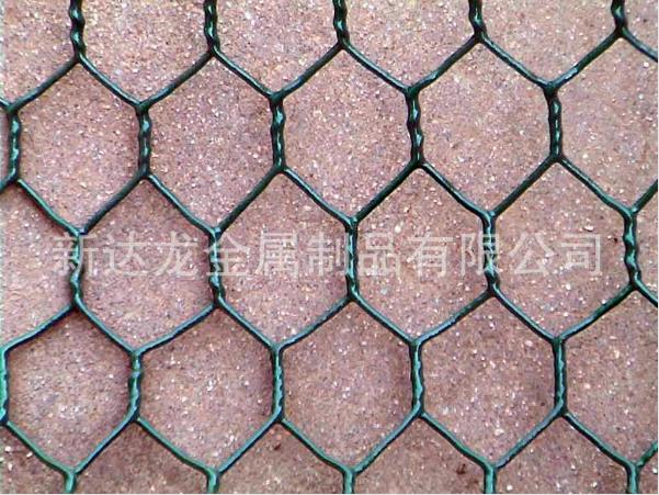 Gabion Hexagonal wire mesh Chicken wire mesh