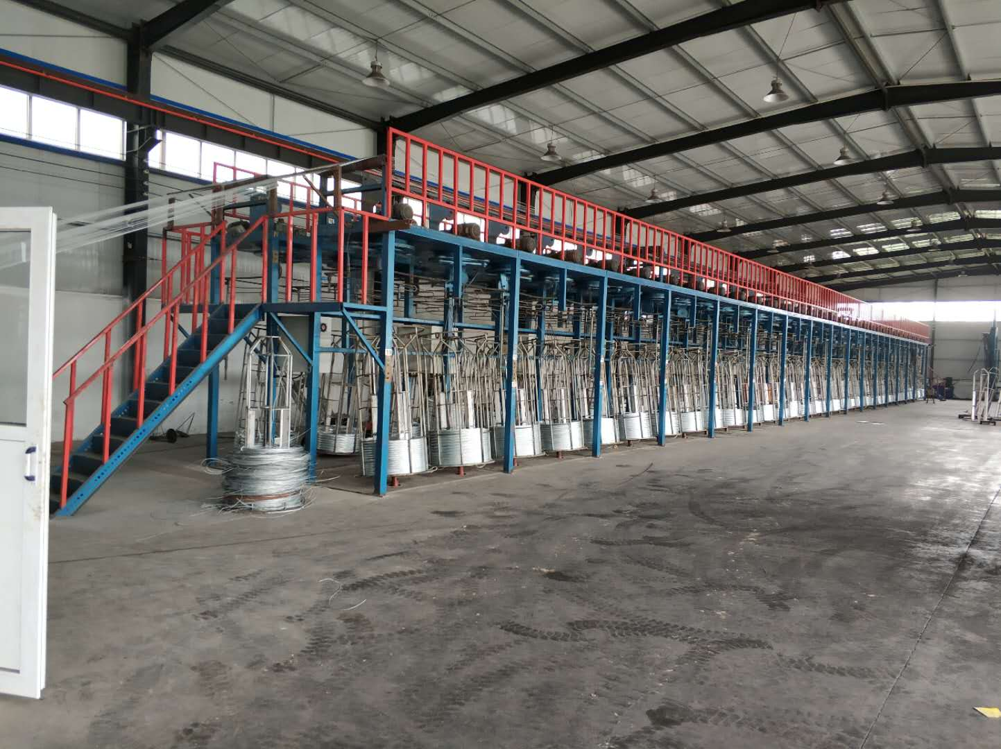 25mm Single Core Wire Electro or Hot Dipped Galvanized Iron Metal Wire