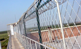 BTOCBT Security fencing razor barbed wire