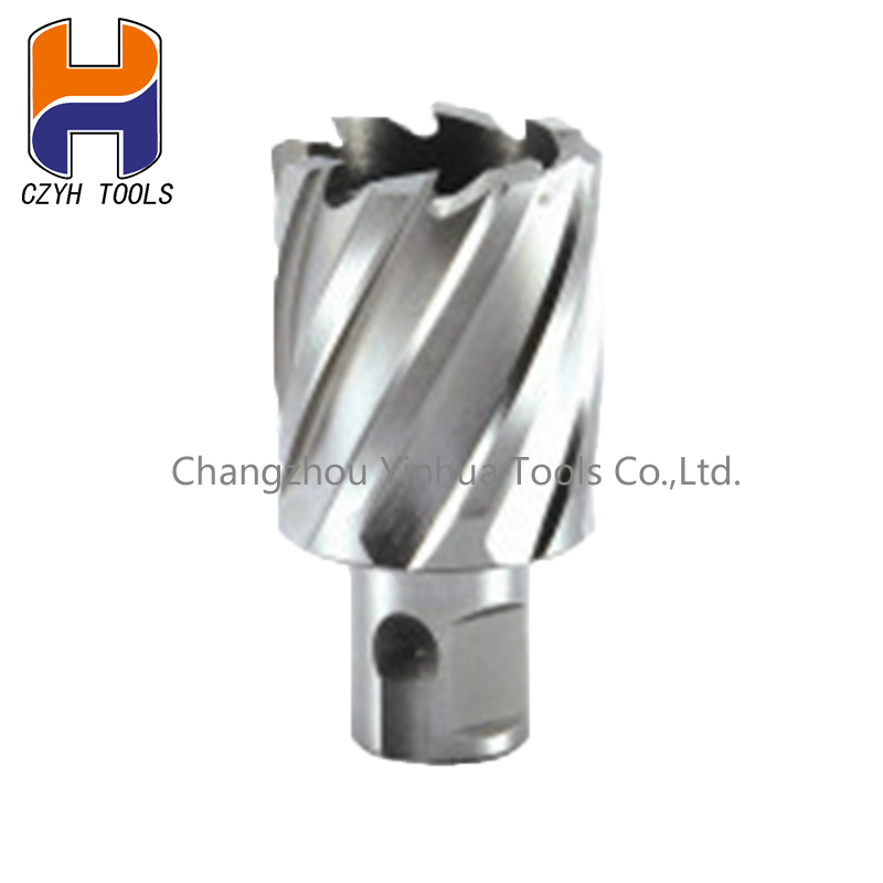 HSS Annular Cutter with onetouch Shank metal cutters 12100mm 7164inch CNC Fully Ground M2 M35 M42 shipping