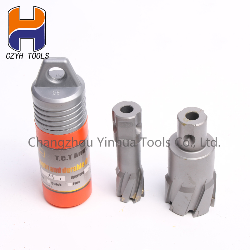 TCT Annular Cutter Doc 375mm metal drilling magnetic core drill bit