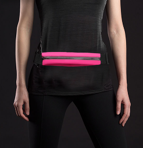 Outdoor Sports Waist Bag Ultrathin Sport Bag New Ladies Purse