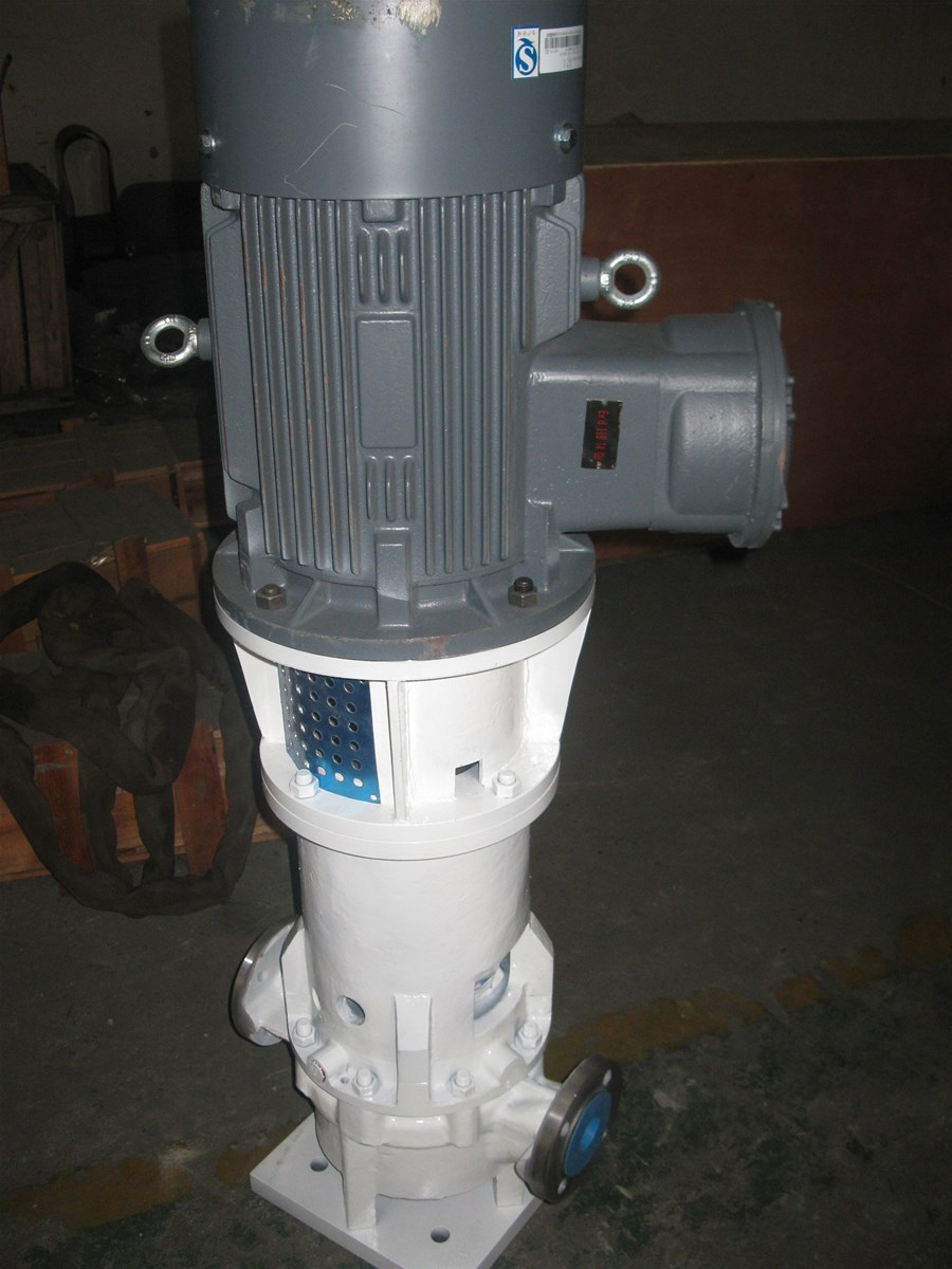 TGATGB Vertical Inline Centrifugal Pump