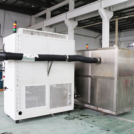 Glycol Cooling Heating Control SystemLNEYA