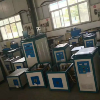 Bolts Heating Induction Forging Machine