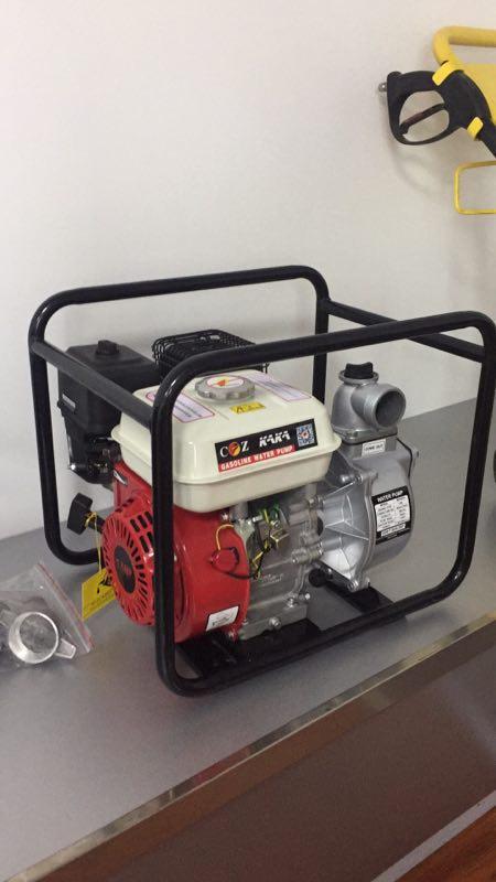 168F Gasoline Engine Water Pump