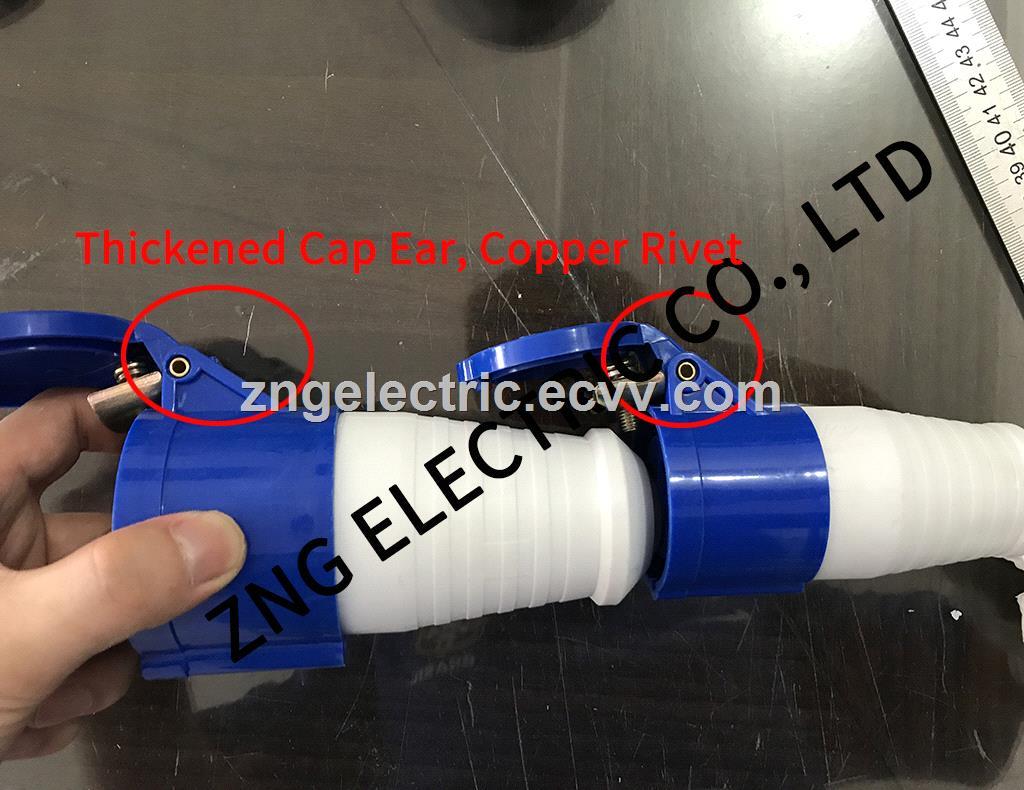 Mobile Industrial Socket 16A3P AC220V Portable Industrial Socket 16A 2PPE
