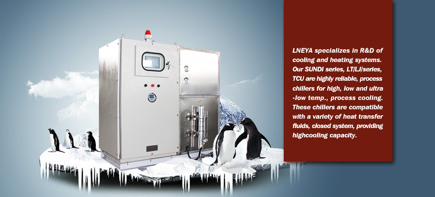 Precision Chiller In Industrial Chiller Lneya Refrigeration