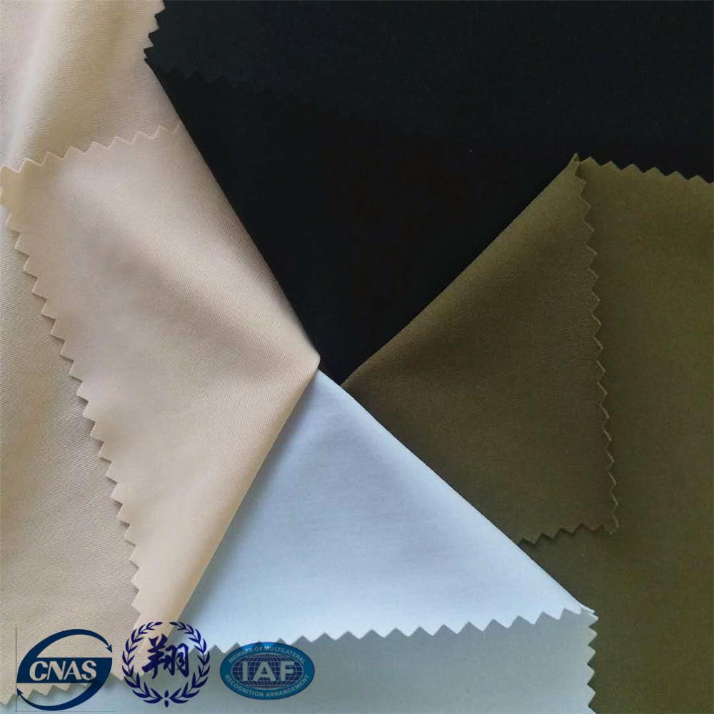 Elastic knitting fabric Interlock for intimate wear sportswear swimwear