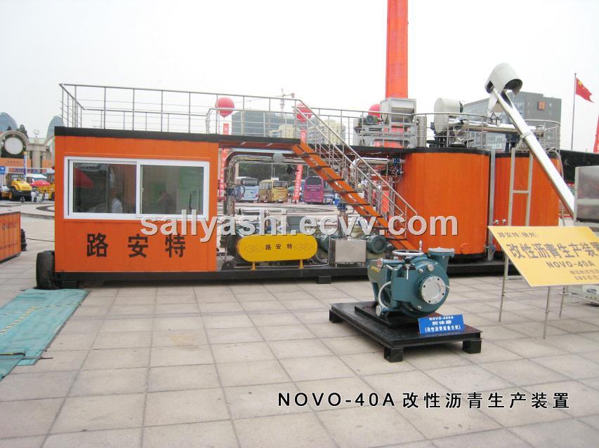 modification asphalt equipment for SBS rubber powder