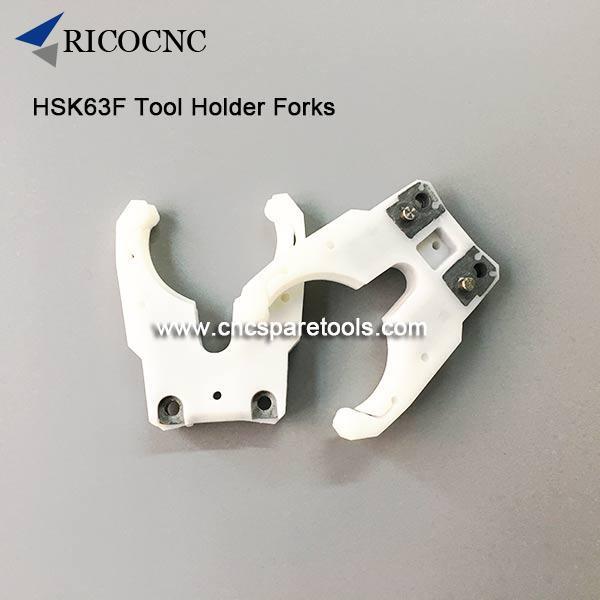 HSK63F Tool Holder Forks for HSK63F Tool Holder Clamping