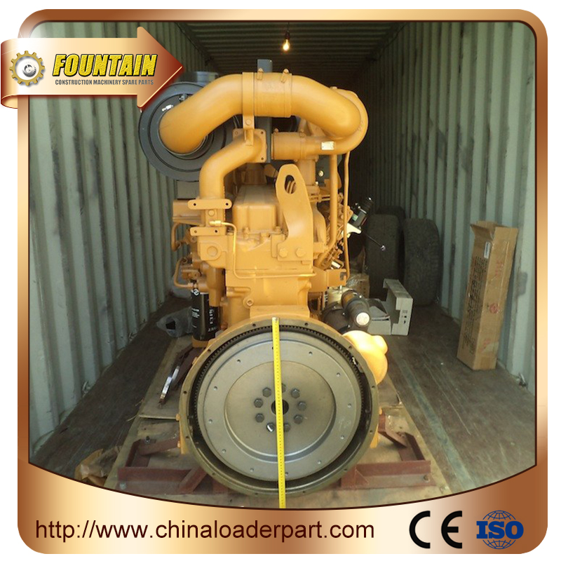 Genuine SHANGCHAI Diesel Engine Assembly and Engine Spare Parts