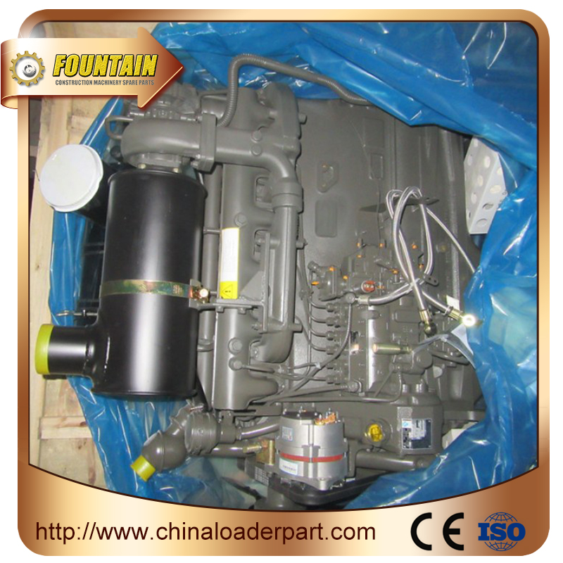 WEICHAI Diesel Engine Assembly and Engine Spare Parts