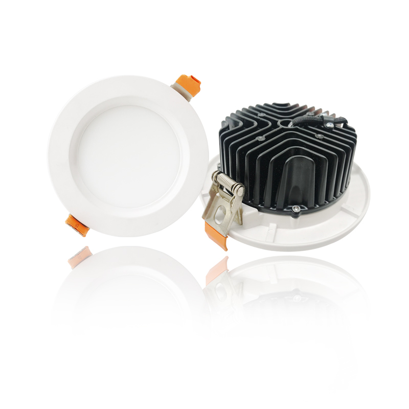 LED Down Light Recessed 5W 7W 10W 12W 18W Down Light Ce RoHS SAA Approved Downlight Ceiling Lamp