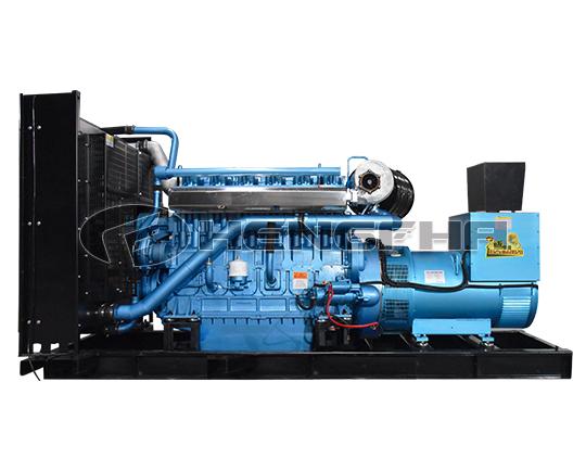 Weichai 563 KVA450 KW diesel generator set China manufacturer stable output