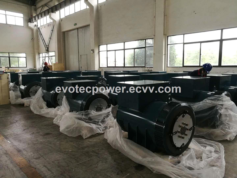 EvoTec Alternator assembled with Doosan engine up to 3500kva