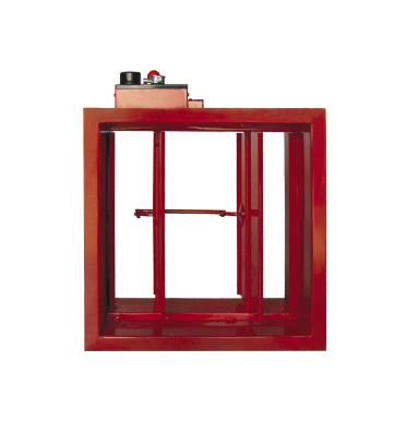 Automatic Anti Fire Control Valve Ventilation Accessories