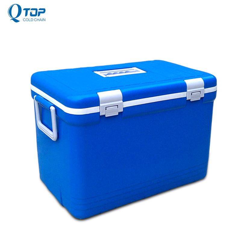 Qtop wholesale 33L vaccine ice cooler box