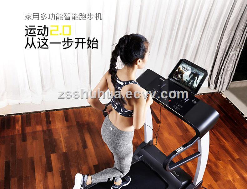 Indoor treadmill home gym treadmill household electric treadmill