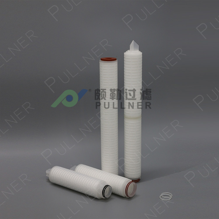 Manufacturer Sales PP Micron Pleated Water Filter