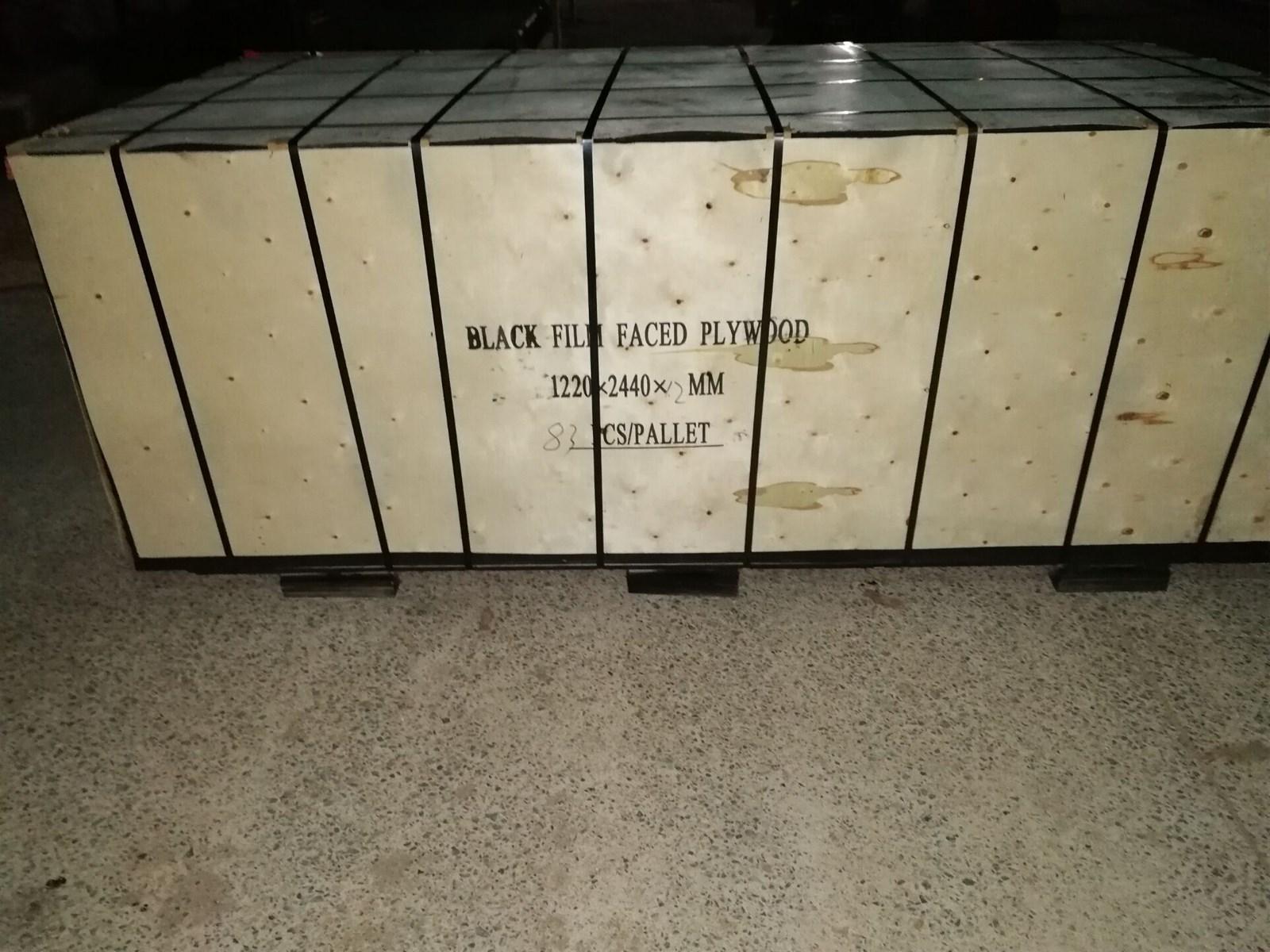 4x8 WBP Phenolic Film Faced Marine Plywood