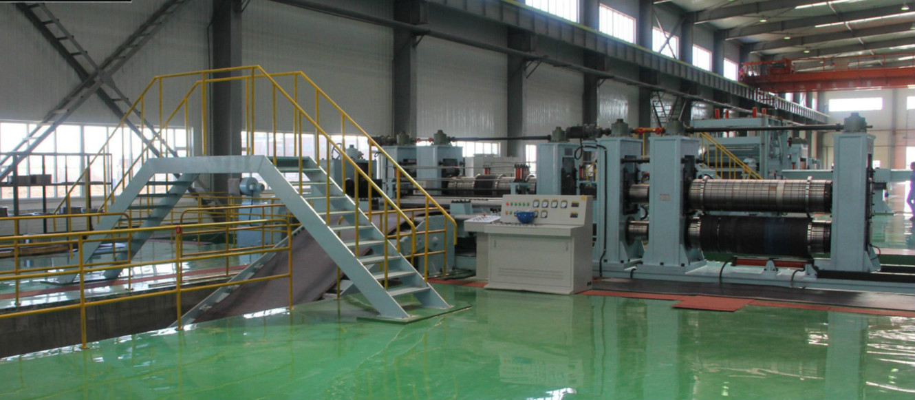 HR steel coil slitting and rewinding machine line china factory price