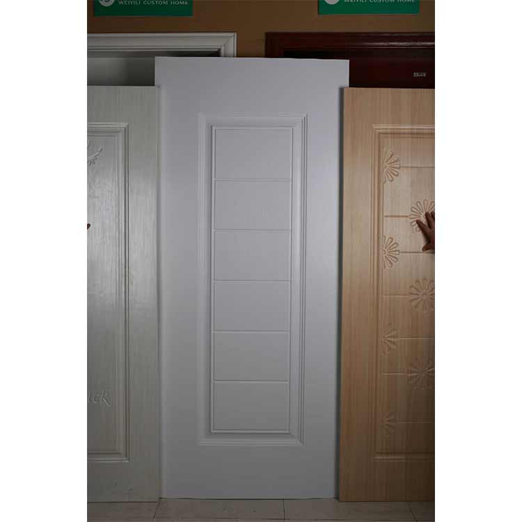 Wood Veneer MDF PVC UPVC Wpc Door Skin Supplier