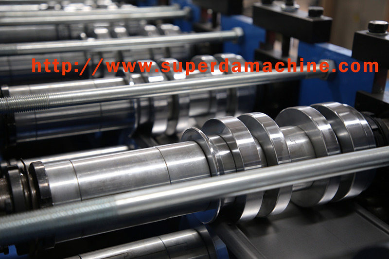 Favorable price steel Roller Shutter Door Forming Machine manufacturer