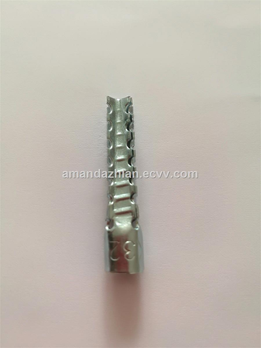 Zinc Plated Saw Steel Anchor for Aerated concrete Yellow or White Zinc Plated