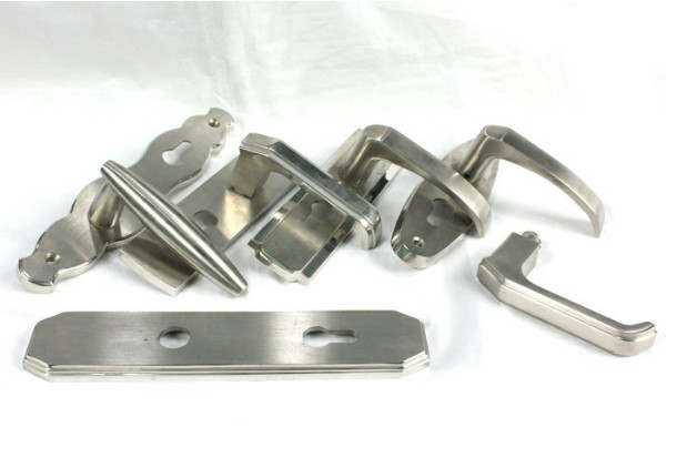 Guangdong OEM stainless steel casting for doorhardwaredoorknoblatches foundry manufacturer factory hotsales