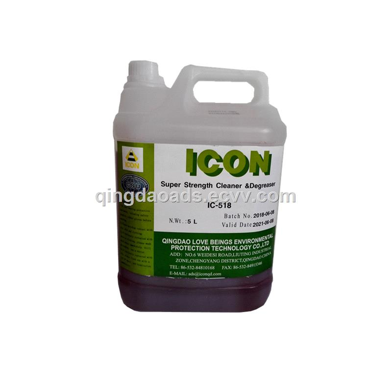 Multipurpose strong metal cleaners and degreasers IC518