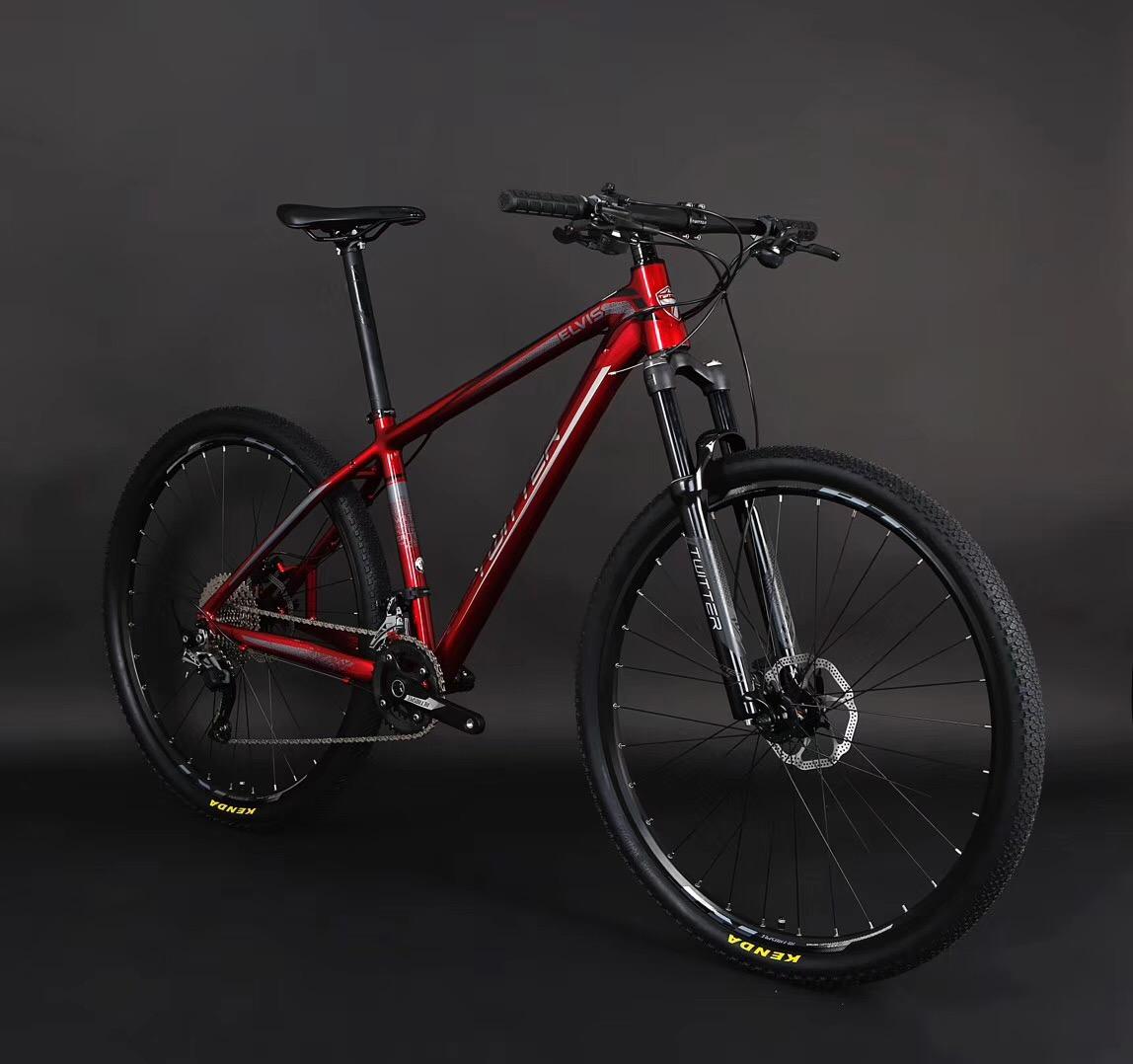 Bike manufacture 26 275 Mountain Bike TWITTER Alu alloy MTB ELVIS Disc brake Professional bike factory in China
