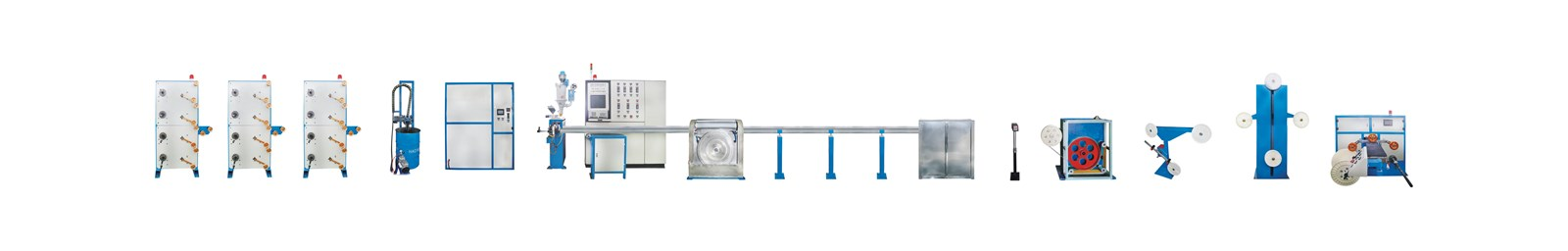 Loose Tube Production Line for Outdoor Optic Cable