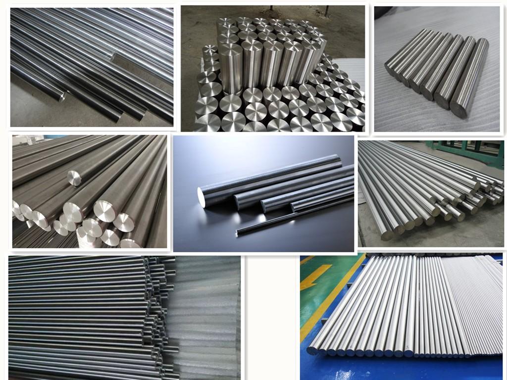 Export Aerospace Industrial Titanium Bar Titanium Rod