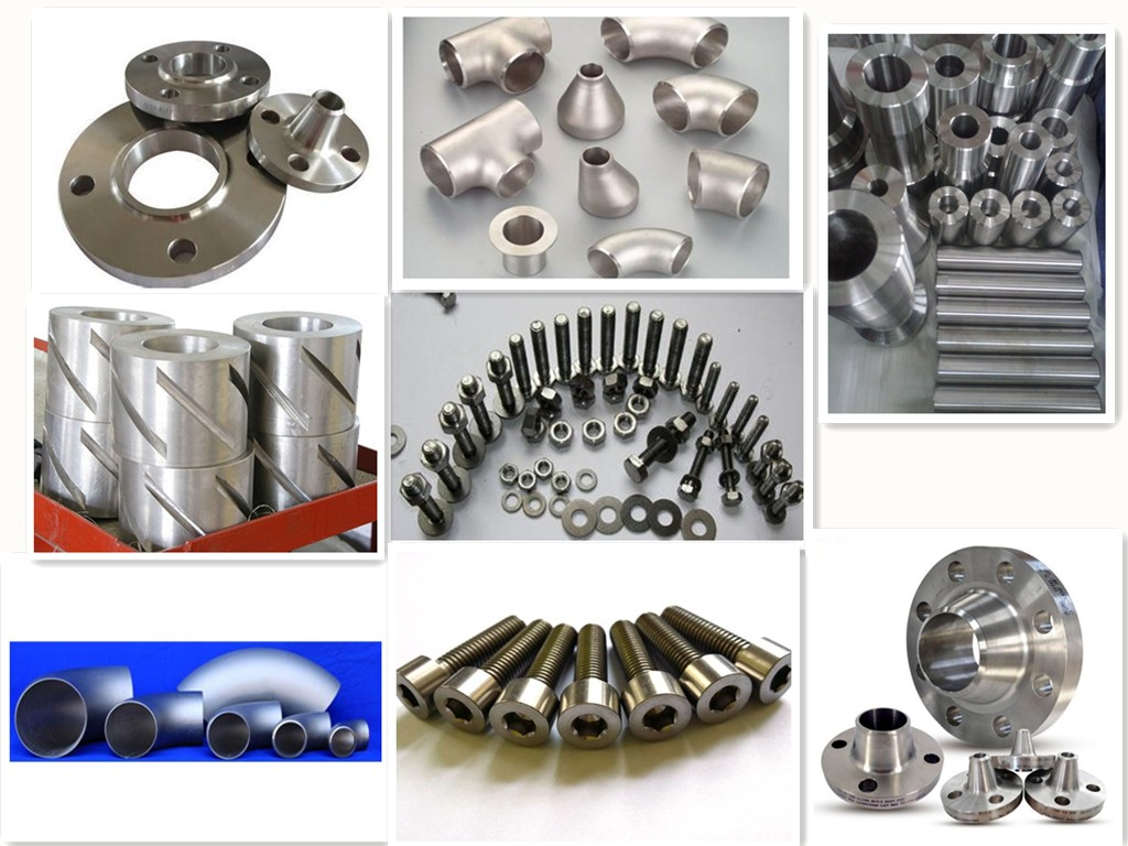 Titanium Alloy Forging Titanium Pipe Fittings