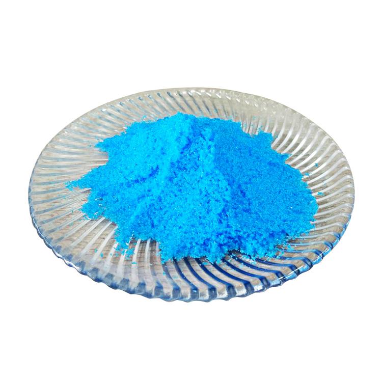 High purity blue agriculture grade bulk copper sulfate