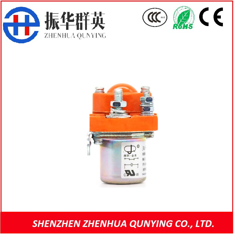 Arc Suppression Dc Control Contactor Low Voltage An ElectricallyControlled Switch