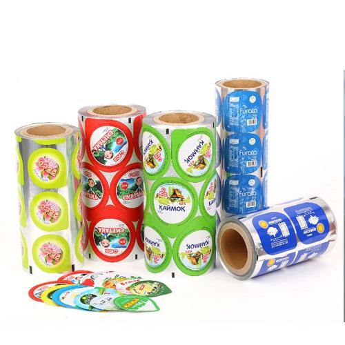 Jelly lidding filmpp cup sealing filmtray sealing film