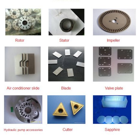 metal alloy ceramic carbide cutter inserts precision grinding double side grinding machine single lapping machine