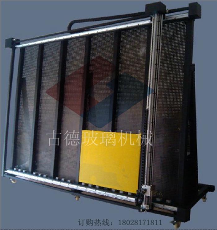 Vertical Glass NC Artcut Machine