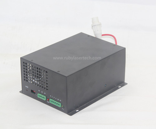 40W 60w 150W MYJG CO2 Laser Power Supply CO2 laser PSU