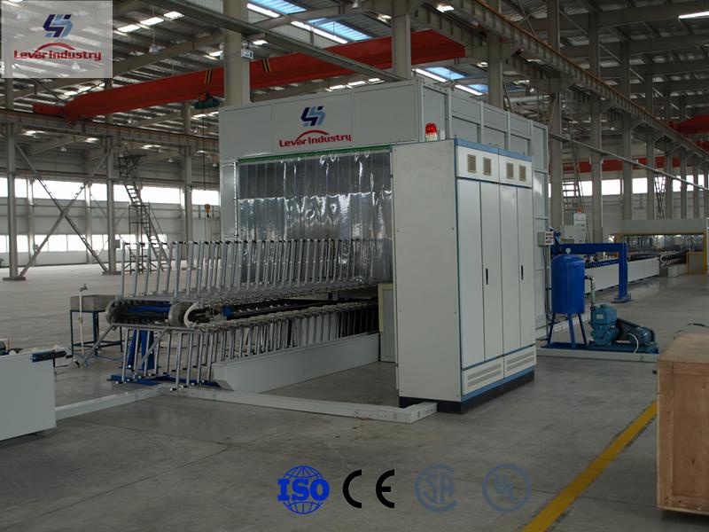 Bent Laminated Glass Sheetscombining Machine
