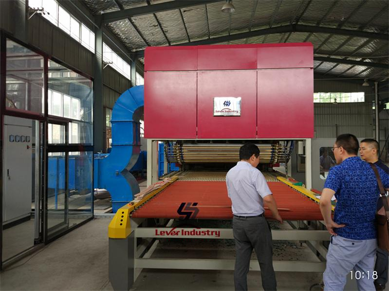 Flat and bent Glass Tempering Furnaces